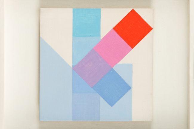 Henryk Stażewski paintings - Google Search