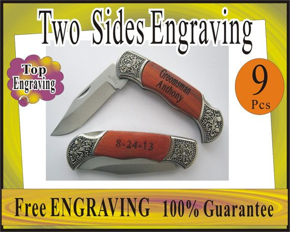 Wedding Gift Knives Suggestions : ... Knife by TopEngraving, USD184.00 Wedding ideas Pinterest Knives