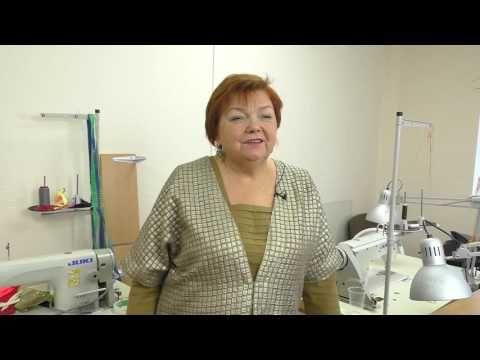 Рабоота с бархатной юбкой, технология сборки - YouTube