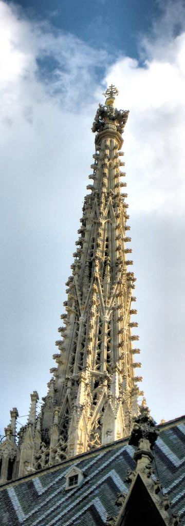 Tower of St.Stephen's Cathedral - Vienna | Austria