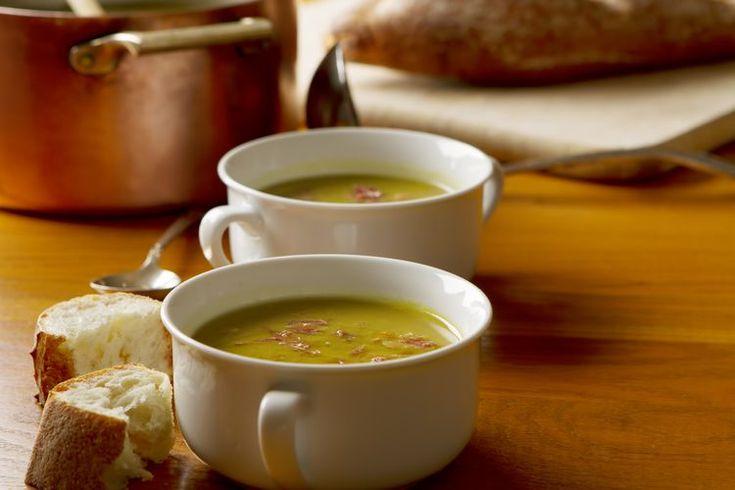 Split Pea and Lentil Soup