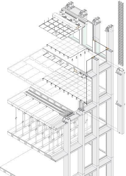 Torre Mediapro en Barcelona. TECTÓNICA 29 monografíasdearquitectura, tecnología yconstrucción