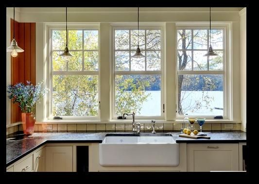 Kitchen Windows   Home Remodeling Questions