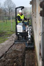 418 Compact Excavator - Bobcat Company