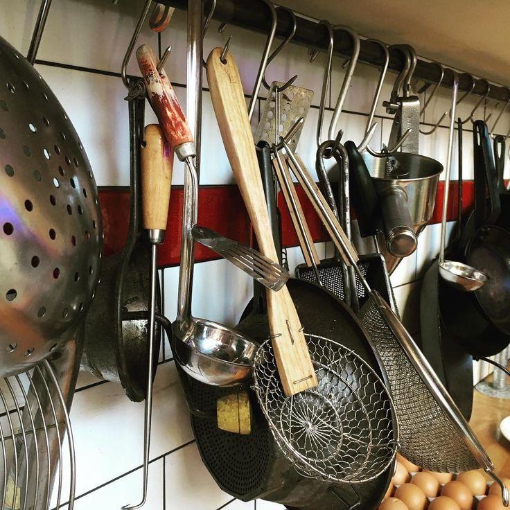 Essentials in the kitchen @albrownchef kitchen following #breakfasttv