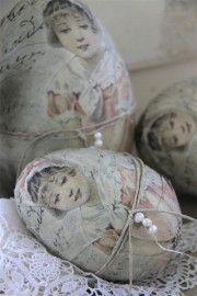 Easter eggs Jeanne d`Arc Living VERKOCHT