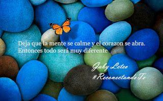 ReconectandoTe con Gaby Leteo: Nuestrasabiduría interior nos guía hacia lo que ne...