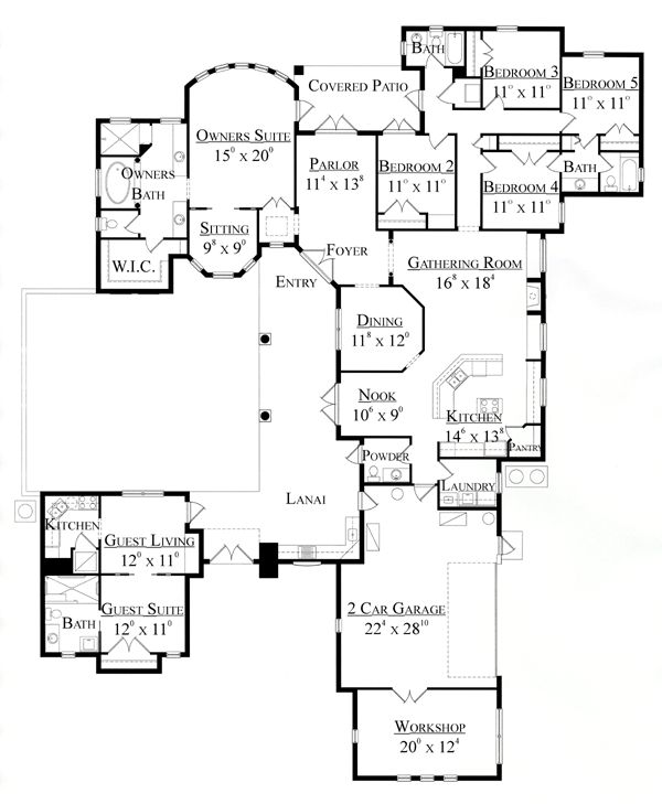 114 best floorplans images on house floor plans