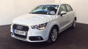 2012 (12) Audi A1 1.2 TFSI Sport For Sale In Hessle, East Yorkshire
