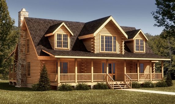 21 Best Images About Log Homes On Pinterest Home Design
