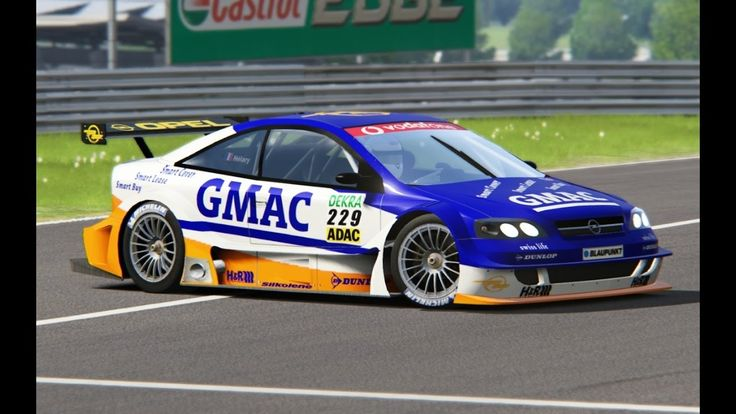 Assetto Corsa - Opel Astra DTM 2001 at Red Bull Ring