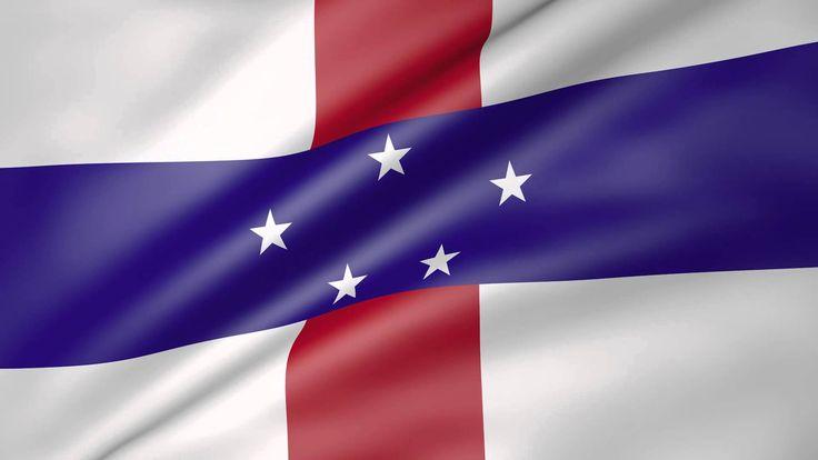 Netherlands Antilles Animated Flag