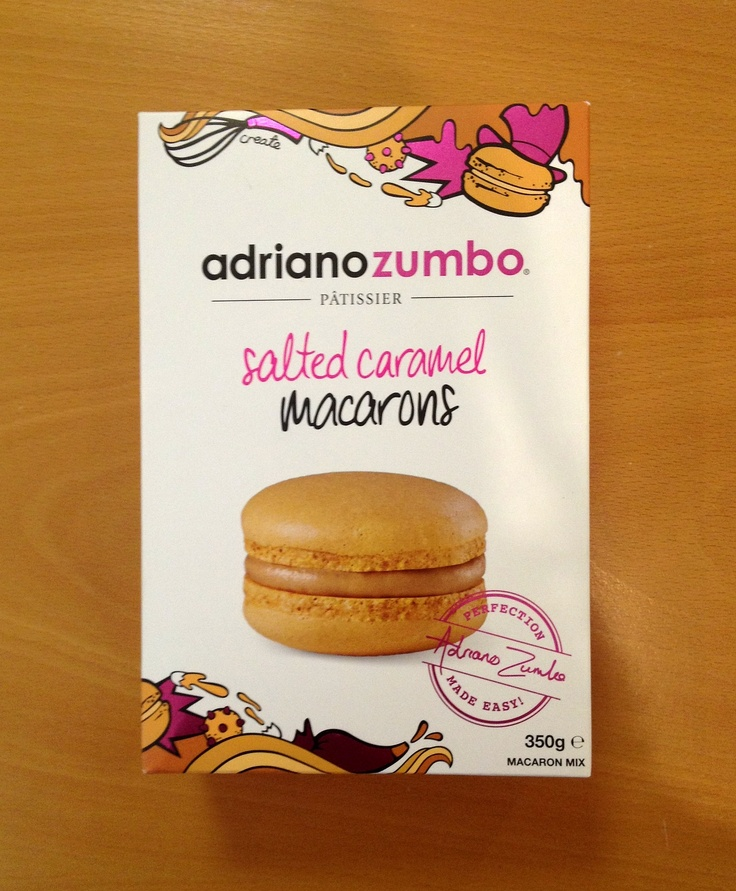 Made these! were a hit!!! & pretty easy :) Adriano Zumbo macaron mix. I have made these they taste amazing!!!