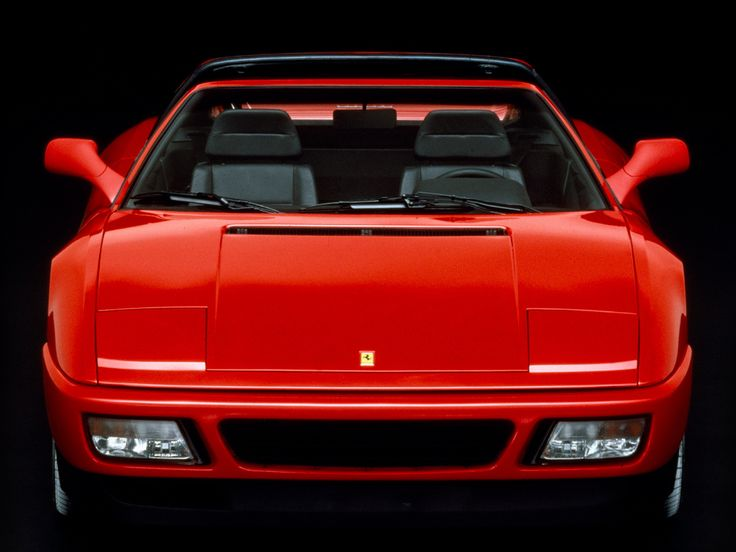 Ferrari 348 ts Worldwide '1989–93