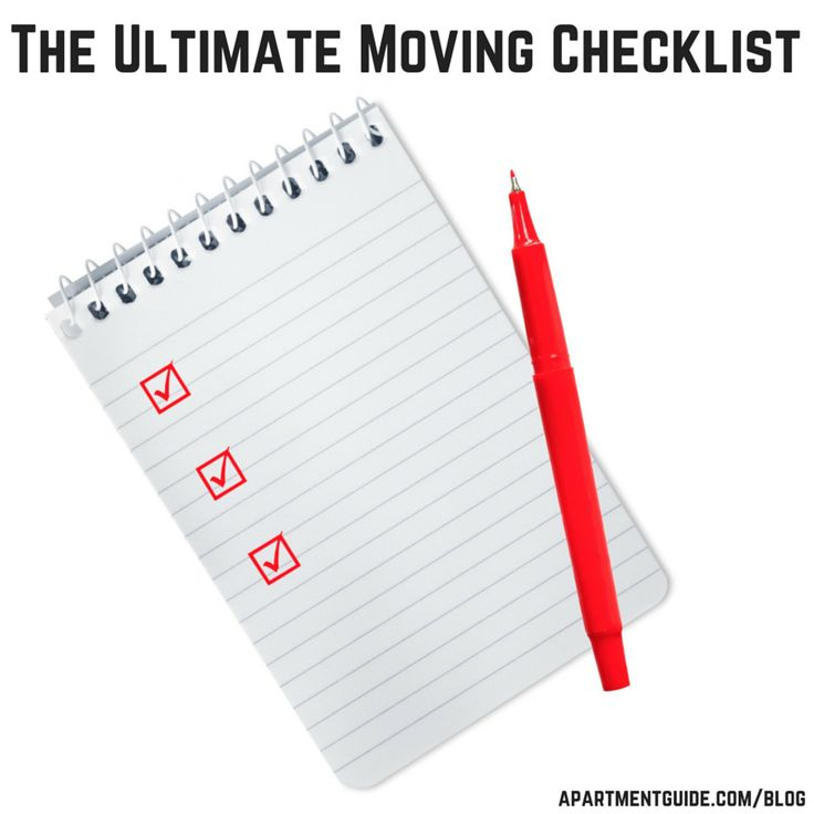 Planning On Moving To A New Apartment? Reduce The Stress Of Moving By Using  Apartment Guideu0027s Handy Checklist, Including Top Tips On What You Need To  Do.