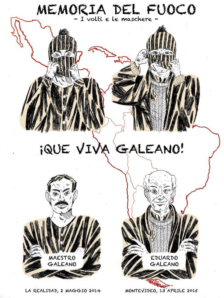 di Nicola Gobbi e Simone Scaffidi SEGNALI DI FUMO. Un anno esatto fa, uno dei più grandi scrittori latinoamericani contemporanei, l'uruguayano Eduardo Galeano, consegnava la sua penna a La Flaca in un letto d'ospedale di Montevideo. Aveva 74 anni, un cancro ai polmoni e un'incredibile capacità di raccontare storie. Nelle sue opere erano presenti quelle particelle preziose che nel 1984, un altro nativo latinoamericano, Italo Calvino, aveva proposto per la letteratura del millennio che sarebbe…