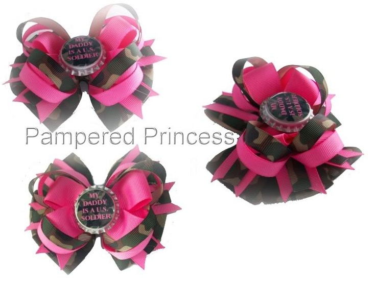 camo bows ideas