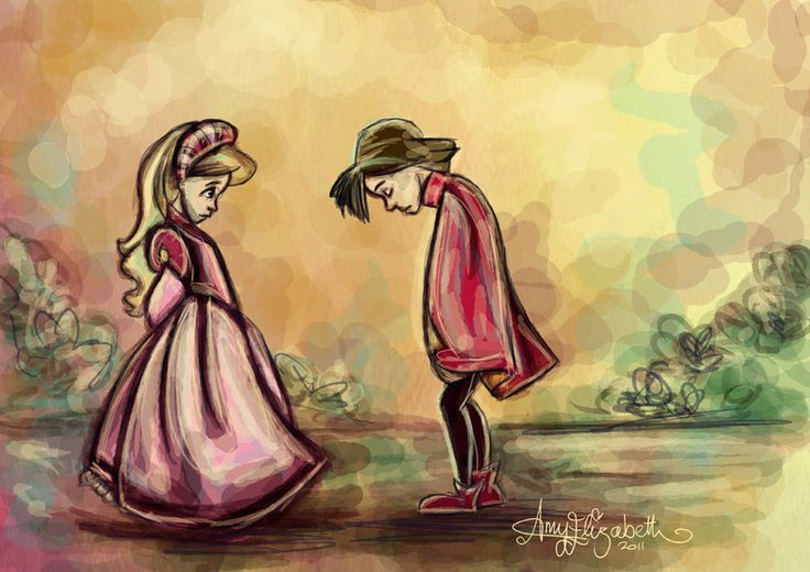 """""""Pleased to meet you"""" Swan Princess fan art by airyfairyamy on deviantART"""