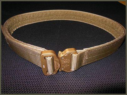 Soe 1 5 Quot Rigid Cobra Duty Belt Without Velcro Liner This