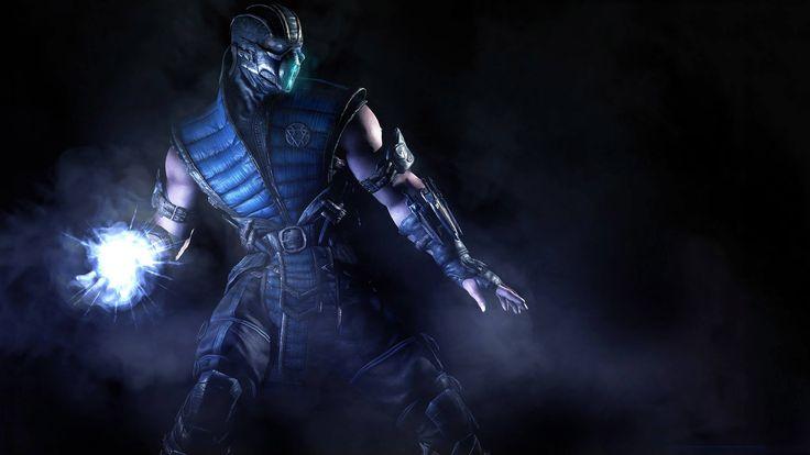 Vídeo Game Mortal Kombat X  Sub-Zero (Mortal Kombat) Papel de Parede