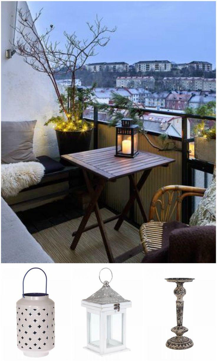 Ιδέες για να αποκτήσει το μπαλκόνι σας μοναδική αισθητική, τώρα που ο καιρός φτιάχνει 🌞 !