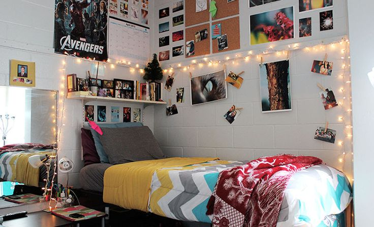 Dorm Room Decorating on a Budget - HackCollege