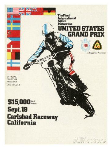 500cc - US motocross GP