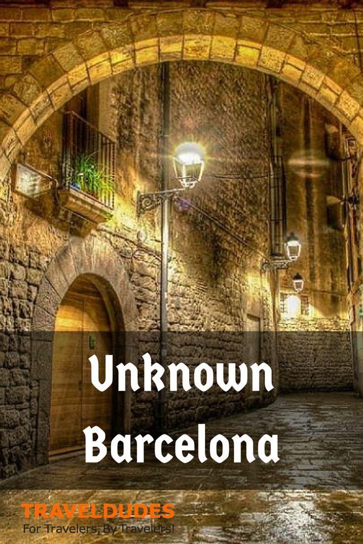 7 Top Secrets about Barcelona. Explore the parts the tourists don't reach... #planyourescape #littlehotels.co.uk