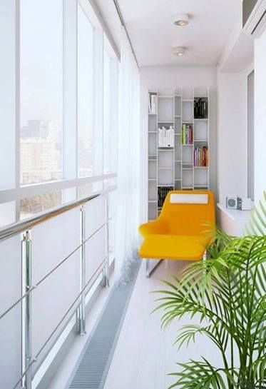 The Yellow Chair Makes The Room Look Smaller It Also Interiors Inside Ideas Interiors design about Everything [magnanprojects.com]