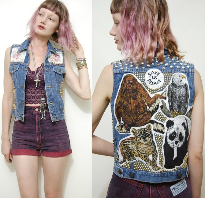 endangered animals vest