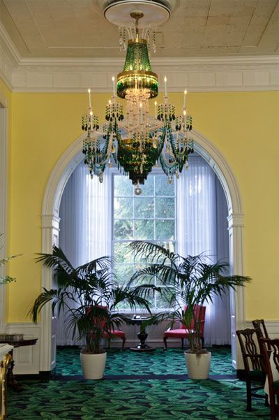 dorothy draper greenbrier hotel   photos:  gemma & andrew ingalls of ingalls photography