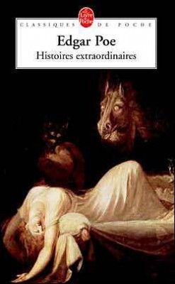 Couverture de Histoires extraordinaires
