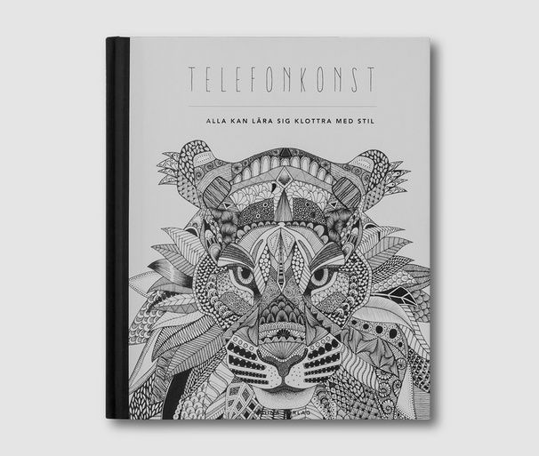 Telefonkonst – Colouring Book