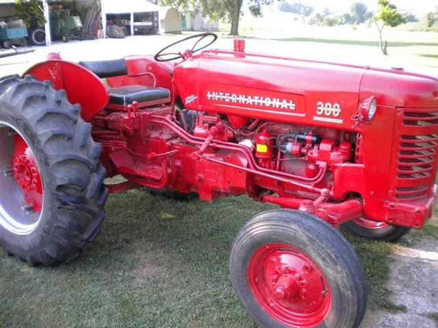 Farmall 300 Parts : Best international  utility tractor images on