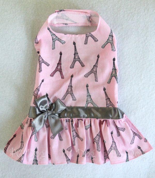 Baby Pink Paris Dress