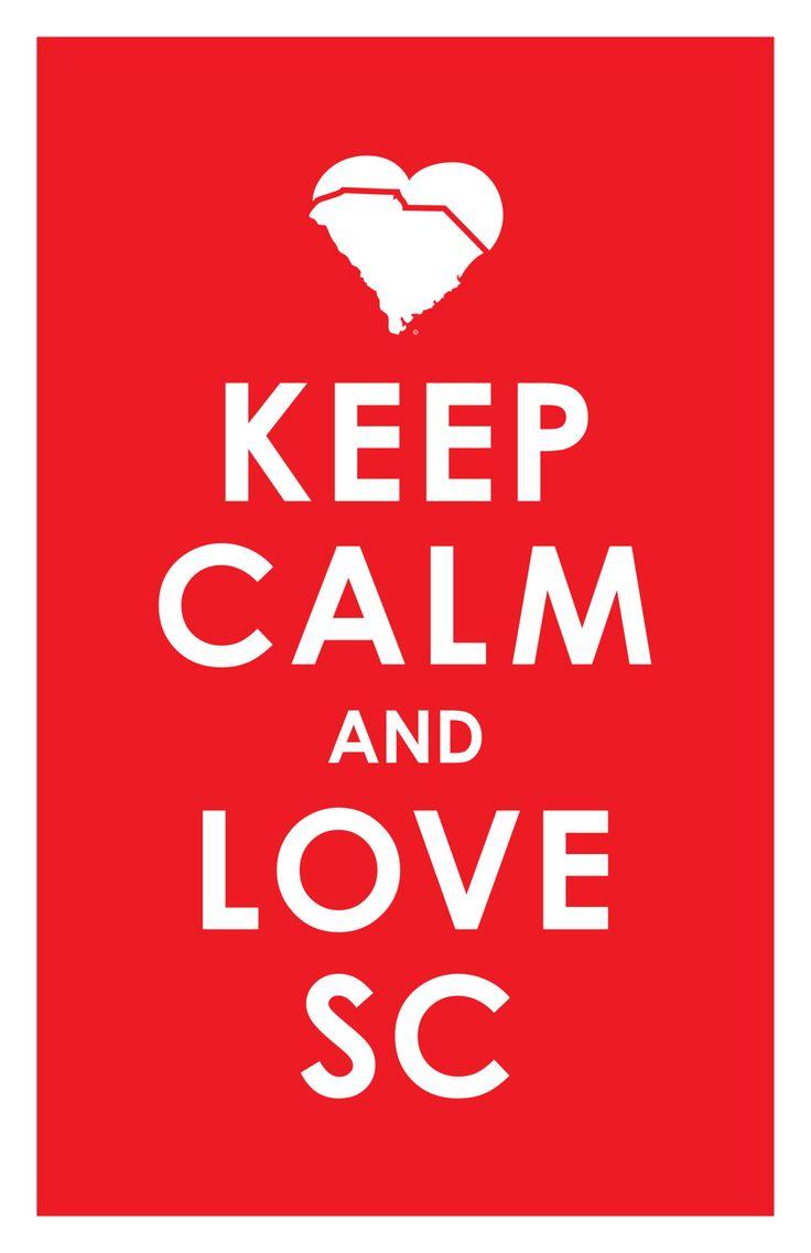 Gotta love South Carolina!