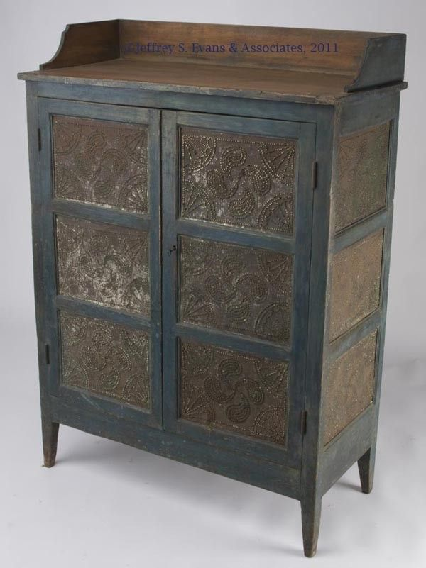 VIRGINIA PAINTED SOFTWOOD PIE SAFE - 1418 Best Shenandoah Valley Antiques Images On Pinterest Jelly
