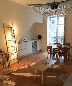 Regardez ce logement incroyable sur Airbnb : Joli T2 (45m2) au cœur de Talensac - Appartements à louer à Nantes