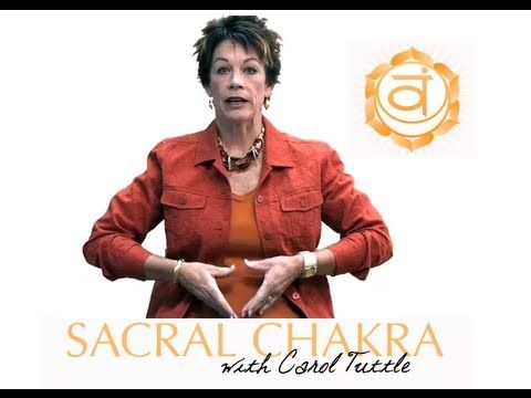 How To Open Your Sacral Chakra (Swadhisthana) | Chakra Healing With Carol Tuttle