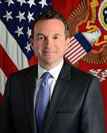 2016 US MILITARY: Secretary of the Army Eric Fanning, Wikipedia