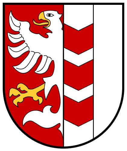 Opava coat of arms, Silesia, Czechia