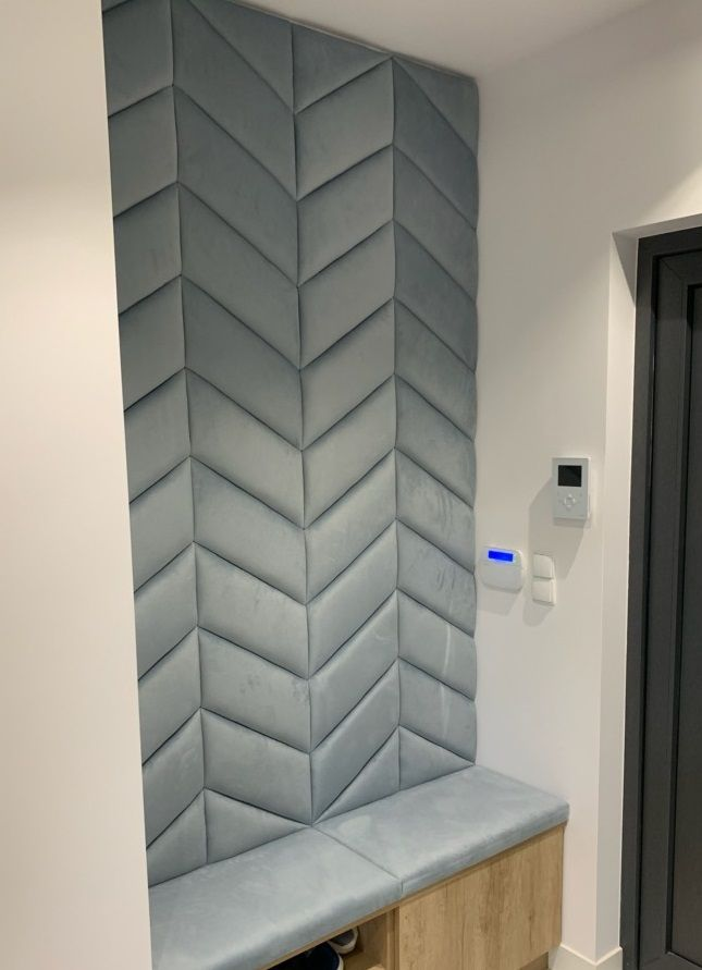 Panele Tapicerowane Jodelka Wneka Tapicerowana Home Entrance Decor Bedroom Cupboard Designs Home Office Design