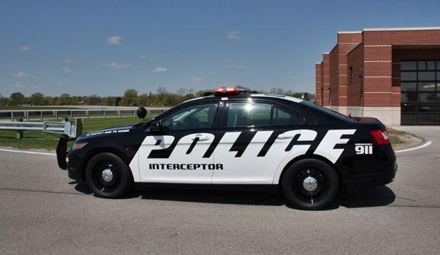 2018 Ford Crown Victoria Police Interceptor