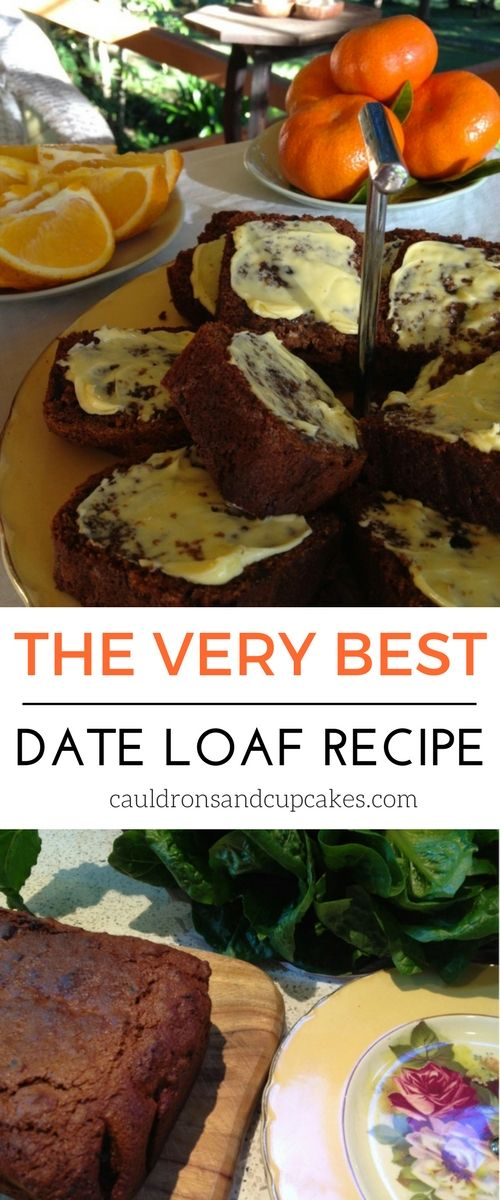 You are going to love this Date Loaf Recipe that is an old fashioned favorite that will bring the memories of your childhood flooding back.