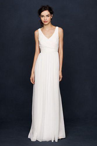 26 Under-$1K Wedding Dresses That Don't Look Cheap #refinery29  http://www.refinery29.com/63691#slide1