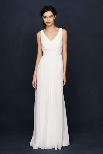 26 Under-$1K Wedding Dresses That Don't Look Cheap #refinery29  http://www.refinery29.com/63691#slide1