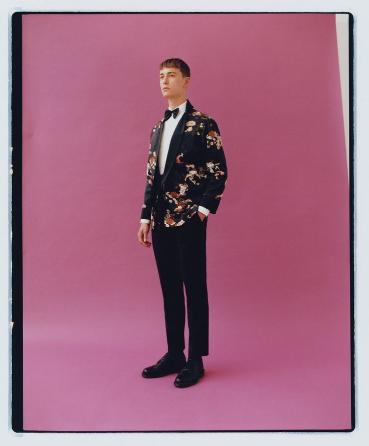Topman Collaborates with Charlie Casely Hayford For New Formal Collection