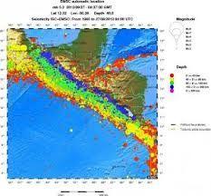 27 Agosto 2012 - Terremoto El Salvador, Fonte:emsc-csem.org. Forte sisma di magnitudo 7.4, diramata allerta Tsunami in America centrale