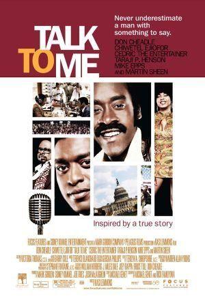 Talk to Me / HU DVD 4954 / http://catalog.wrlc.org/cgi-bin/Pwebrecon.cgi?BBID=7468626