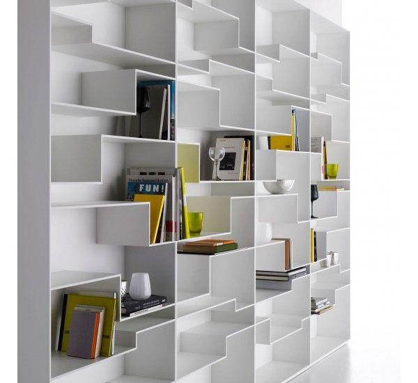 Melody libreria mdf italia in vendita online su mohd my for Design vendita online